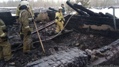 Photo of Число погибших при пожаре в Томской области возросло до 12 человек