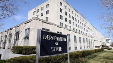 Photo of «Իրանական ժամադրությունների չեղարկում».ԱՄՆ դեսպանատունը նման անվանմամբ հայտարարություն է հրապարակել