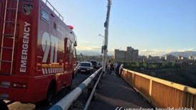 Photo of Դավթաշենի կամրջի տակ հայտնաբերվել է մոտ 40 տարեկան անձը չպարզված քաղաքացու դի