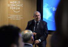Photo of Այս աշխարհը չի լինելու գործարանների երկիր, այն երիտասարդների աշխարհ է լինելու․ նախագահ Արմեն Սարգսյանը՝ Դավոսում