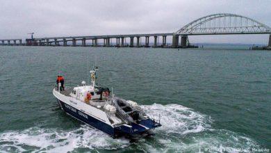 Photo of Украина и Грузия обвиняют Россию в помехах навигации в море