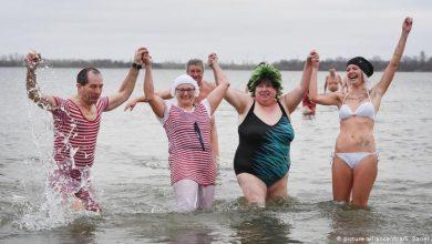 Photo of Карнавал моржей! В Германии открыли купальный сезон 2020 года