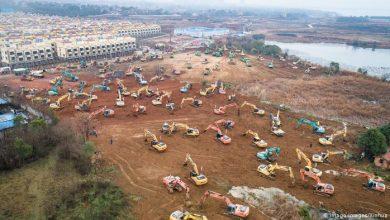 Photo of Власти Китая объявили карантин в 13 городах провинции Хубэй