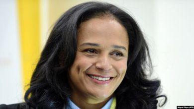 Photo of В России появилась новая богатейшая женщина? Это дочь бывшего президента Анголы Изабель душ Сантуш