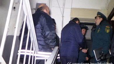 Photo of Փրկարարներն Էջմիածին քաղաքի բնակարաններից մեկում՝ հյուրասենյակի հատակին հայտնաբերել են բնակչի դին