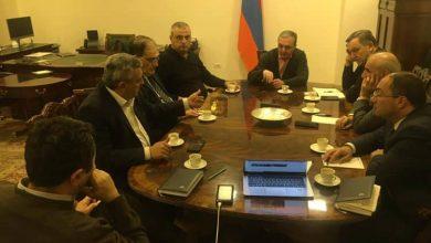 Photo of Зограб Мнацаканян созвал совещание с участием с аккредитованных в регионе послов Республики Армения