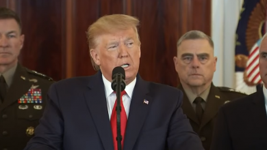 Photo of Заявление Трампа о ракетном ударе Ирана