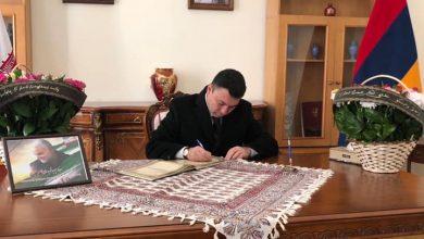 Photo of РПА выразила соболезнование иранцам «в связи с кончиной Сулеймани»
