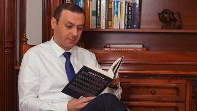 Photo of Ի՞նչ գիրք է խորհուրդ տալիս կարդալ ԱԱԽ քարտուղար Արմեն Գևորգյանը