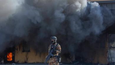 Photo of Բաղդադում ԱՄՆ դեսպանատան մոտ պայթյուն է որոտացել