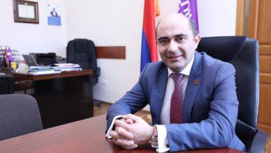 Photo of «По отношению к оппозиции Г-н Мирзоян применяет санкции регламента принятого РПА», — руководитель парламентской фракции «Просвещенная Армения». Эдмон Марукян