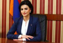 Photo of В Армении стреляли по кабинету судьи Татевик Григорян