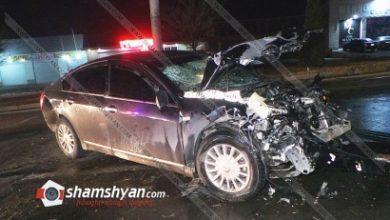 Photo of Խոշոր ավտովթար Երևան-Սևան ճանապարհին․ բախվել են BMW-ն ու Nissan-ը․կան 6 վիրավորներ