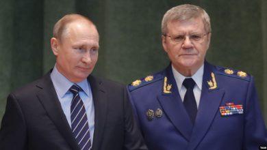 Photo of Путин предложил Чайке должность полпреда на Северном Кавказе