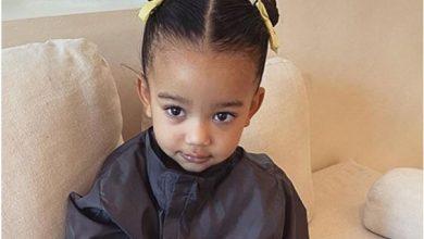 Photo of Очень мило! Как младшая дочь Ким Кардашьян поет религиозные песни