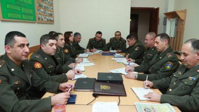 Photo of Ամփոփվել են ԶՈՒ ՌՔԿՊ զորքերում իրականացված աշխատանքները