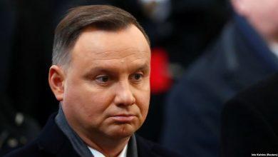 Photo of Дуда не хочет ехать на форум по Холокосту из-за Путина