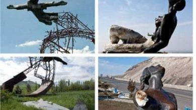 Photo of Դրական լուրերի շարքից. ըստ Կոտայքի մարզպետի՝ երկու քանդակներ կվերականգնվեն