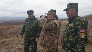 Photo of Անցկացվել է կիրառման շրջանների տեղազննում