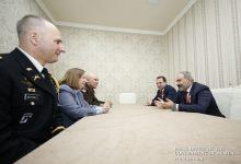 Photo of Վարչապետը հանդիպում է ունեցել Հայաստանում ԱՄՆ դեսպան Լին Թրեյսիի և Կանզաս նահանգի Ազգային գվարդիայի հրամանատար Լի  Տաֆանելլիի հետ