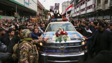 Photo of Похороны иранского генерала Касема Сулеймани, убитого по приказу Трампа. Фотография
