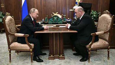 Photo of Путин предложил главе ФНС Михаилу Мишустину пост премьера