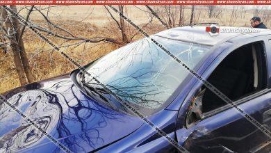 Photo of Ավտովթար Լոռու մարզում. դեռևս անհայտ պայմաններում Opel-ը շրջվել է. կան վիրավորներ