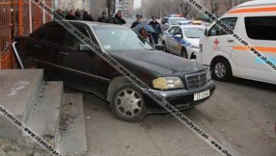 Photo of Ողբերգական դեպք Երեւանում. վարորդի ինքնազգացողությունը վատացել է, բժիշկներին չի հաջողվել փրկել նրա կյանքը