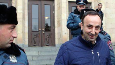 Photo of ՍԴ նախագահ Հրայր Թովմասյանը հարցաքննվել է. pastinfo.am
