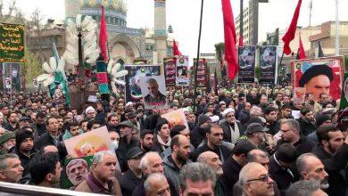 Photo of Իրանում վերջին հրաժեշտն են տալիս գեներալ Սուլեյմանիին. ՈւՂԻՂ