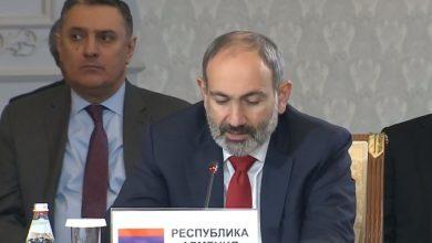Photo of Выступление премьер-министра Н. Пашиняна в ходе заседания Евразийского межправительственного совета в Алматы