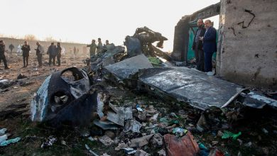 Photo of Իրանում ուկրաինական օդանավի կործանման վայրից տեսանյութ է հրապարակվել