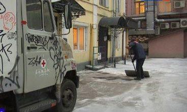 Photo of В московском дворе нашли работающий рентген