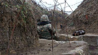Photo of Արցախա-ադրբեջանական հակամարտ զորքերի շփման գոտում հակառակորդը խախտել է հրադադարի պահպանման ռեժիմը ավելի քան 150 անգամ