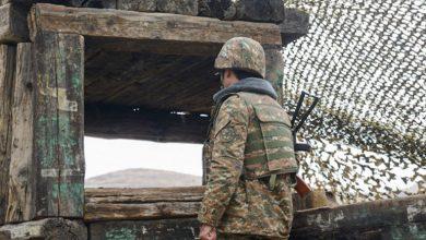Photo of 7 дней на передовой линии, по армянским позициям было произведено более 1800 выстрелов