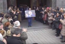 Photo of Երվանդ Մանարյանին ժողովուրդը ճանապարհեց ծափերով