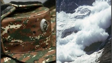 Photo of Под снежной лавиной остались четверо военнослужащих  контрактника, трое погибли, одного удалось спасти