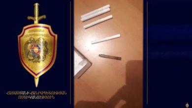 Photo of Արմավիրի ոստիկանները ապօրինի թմրաշրջանառության դեպք են բացահայտել
