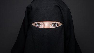 Photo of Как проходят границу исламские женщины, которым запрещено показывать свое лицо