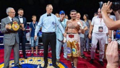 Photo of Կիևում երեք հայ պրոֆեսիոնալ բռնցքամարտիկ հաղթել են իրենց մրցակիցներին
