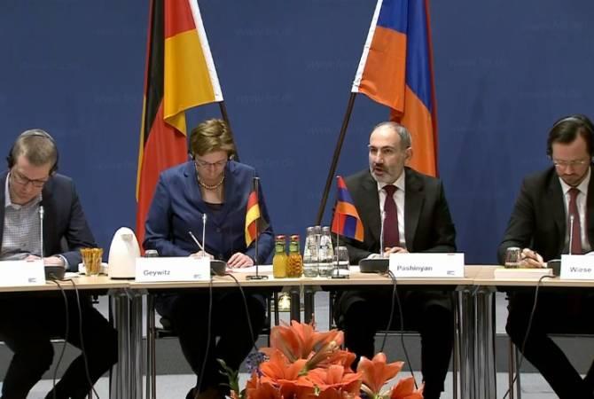 Փաշինյանի պատասխանը՝ ադրբեջանցիներին.Ղարաբաղի վրա հարձակումը մենք կընկալենք որպես հարձակում ՀՀ-ի վրա