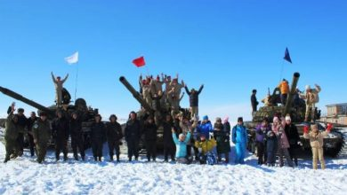 Photo of В Гюмри прошел День здоровья для военнослужащих России и Армении