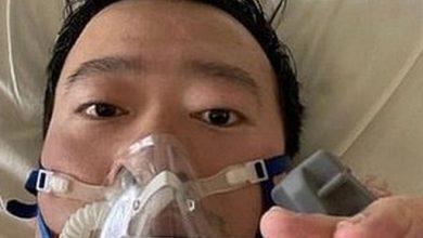 Photo of Коронавирус: в Китае умер врач Ли Вэнлиань, первым рассказавший о вспышке