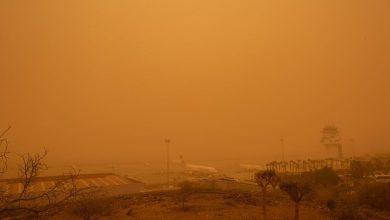 Photo of Канарские острова накрыла песчаная буря из Сахары