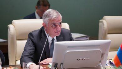 Photo of Փոխվարչապետ Մհեր Գրիգորյանը մասնակցում է ԵԱՏՀ խորհրդի նիստին