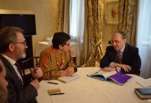 Photo of Զոհրաբ Մնացականյանը հանդիպել է Իսպանիայի արտաքին գործերի, Եվրամիության և համագործակցության նախարար Սրանչա Գոնսալես Լայայի հետ
