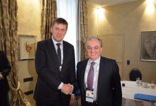 Photo of Զոհրաբ Մնացականյանը Մյունխենում հանդիպել է Չեխիայի իր գործընկերոջ հետ