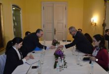 Photo of Զոհրաբ Մնացականյանը հանդիպել է Մալթայի արտաքին գործերի և եվրոպական հարցերով նախարարի հետ