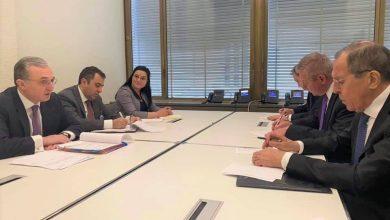 Photo of Лавров и Мнацаканян провели встречу в Женеве