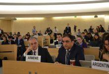 Photo of ԱԳ նախարար Զոհրաբ Մնացականյանի ելույթը ՄԱԿ Մարդու իրավունքների խորհրդի 43-րդ նիստին